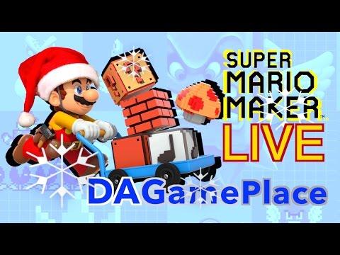 Super Mario Maker: User Levels #19