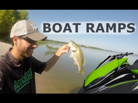 Boat Ramps for Bass - Fishing Tips