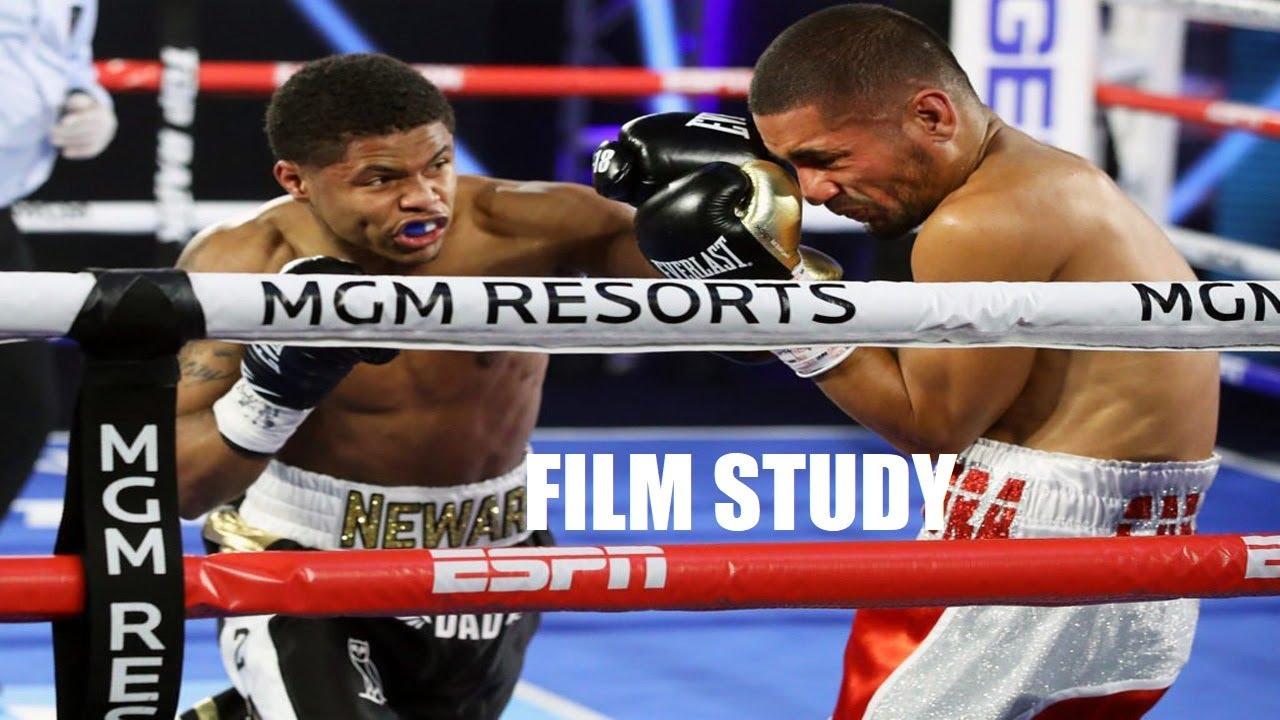 Boxing Is Back! Shakur Stevenson vs Felix Caraballo: How to Fight A Pressure Fighter