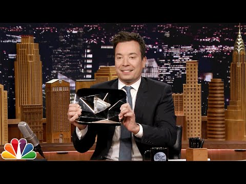 Jimmy Fallon Thanks YouTube for 10 Million Subscribers