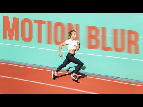 How to create a REALISTIC motion blur effect - Photoshop motion blur tutorial