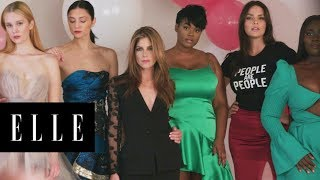 10 Celebrity Women Give Style Advice To Their Younger Selves   10 Years of Christian Siriano   ELLE