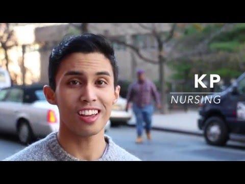 Studying Health and Nursing at NYU