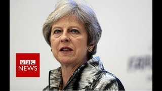 Donald Trump: Theresa May on the president