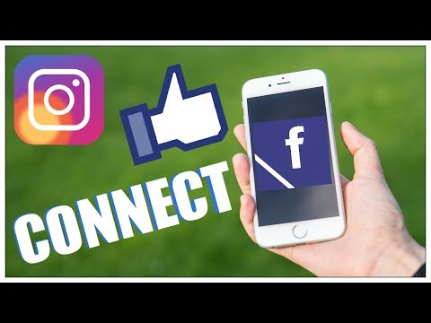 How To Add Instagram Link To Facebook Profile On Phone 2017
