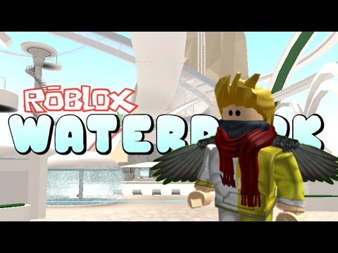 [Roblox]How to Fly without jetpack in Robloxian WaterPark (glitche still work)