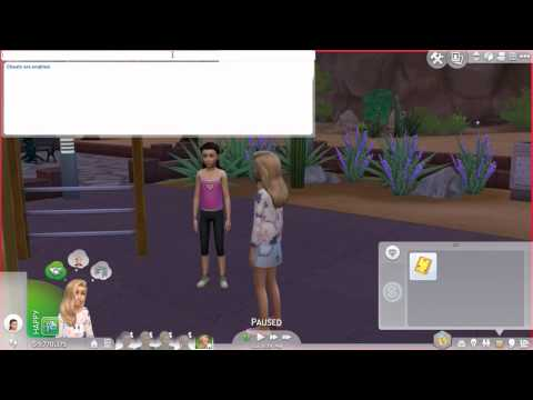 How to completely edit your sims while you're in gamemode