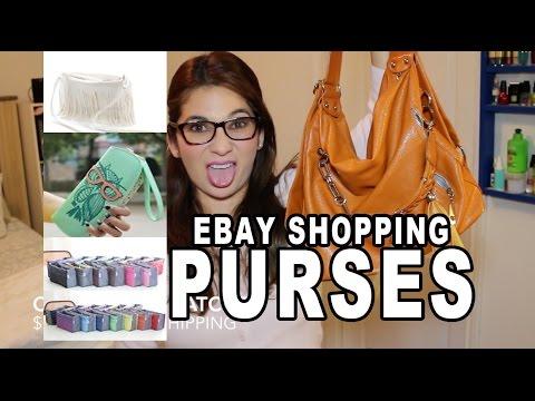 Ebay Shopping - Purses