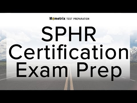 SPHR Certification Exam Prep