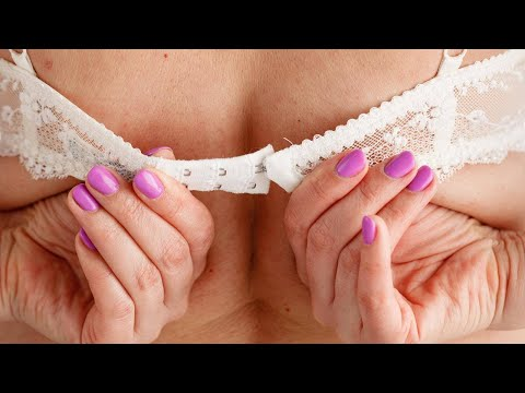 Xxx Mp4 You Re Doing It Wrong Expert Bra Fitter Kimmay Caldwell Shows Proper Way To Put On Bra 3gp Sex