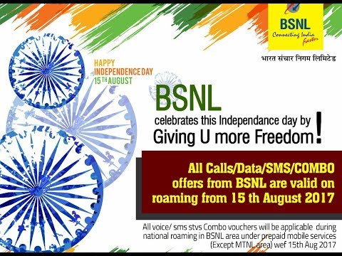 BSNL FREE CALLS ON ROAMING | BSNL vs JIO | JIO Rs 399 vs BSNL Rs 444