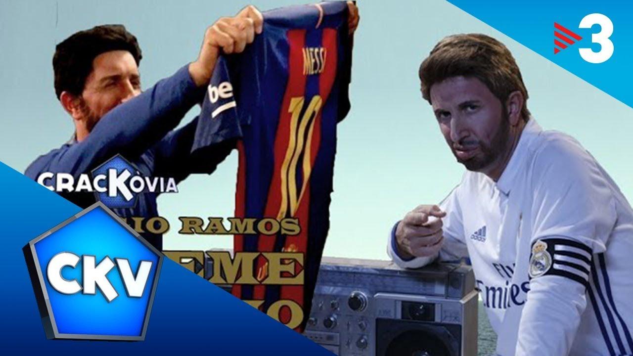 """El Madrid-Barça a """"Súbeme la radio"""" (paròdia de """"Súbeme la radio"""" d'Enrique Iglesias)"""