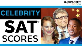 Download Celebrity SAT Scores! Video