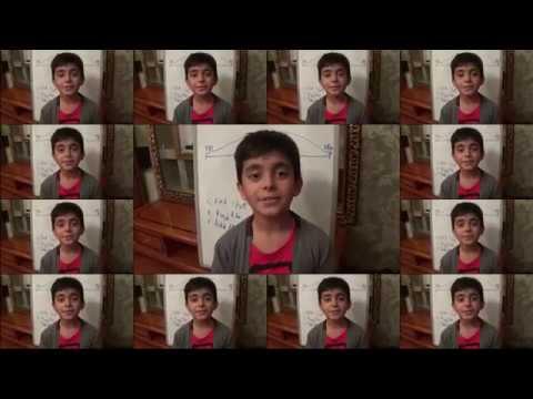 Hasan Hazizadeh- How to find halfway between 2 numbers?