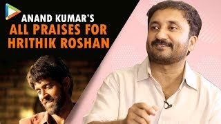 Anand Kumar: Hrithik Roshan Kisi Bhi Character Mein Kho Jate Hai | Mother's Contribution | Super 30
