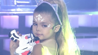 7-Year Olds Impersonation of Ariana Grande- Too Sexy? | What