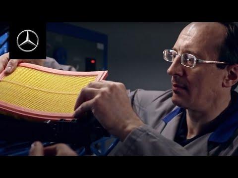 Mercedes-Benz Orijinal Yedek Parça: Hava Filtresi