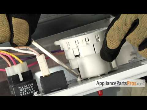 Washer Water Level Switch (part #W10337780) - How To Replace