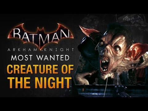 Batman, Gotham most wanted(Man Bat)