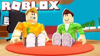 SKETCH & SUB BUILD THEIR REAL LIFE ROOM IN ROBLOX!