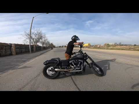 RWD Harley crash bars
