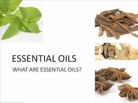 Essential Oils -- WHAT ARE ESSENTIAL OILS?