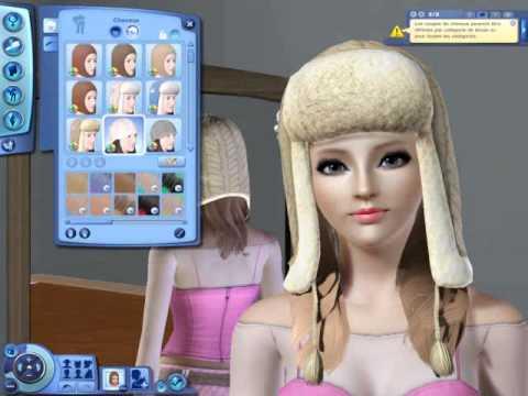 Sims 3 Seasons CAS
