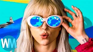 Top 10 Music Videos Of April 2017