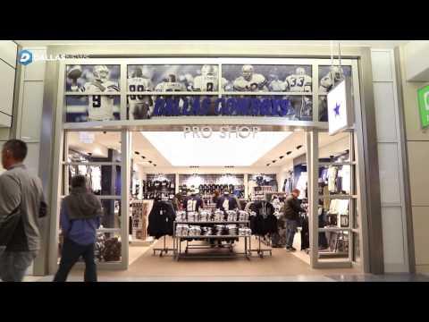 See renovations at DFW International Airport