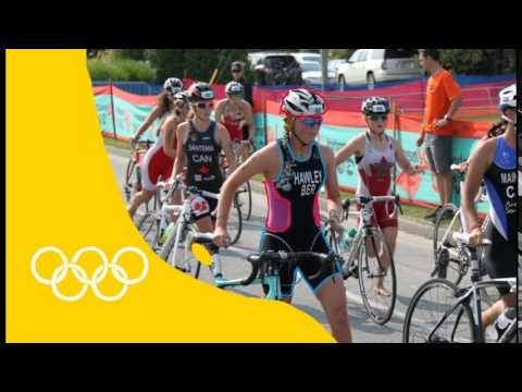 Bermuda Youth Olympic Team Profiles - Erica Hawley