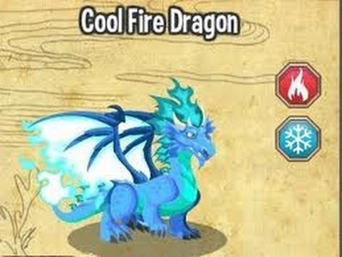 Dragon City - Breed Cool Fire and Soccer EASY