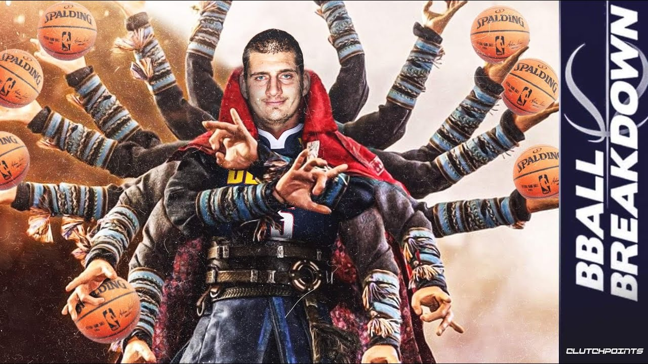 Nikola Jokic Destroys The Rockets | First Center Since Wilt To Get 18 Assists