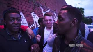 Risky Roadz Presents - Manchester Cypher [Cypher Video]