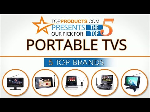 Best Portable TV Reviews 2017 – How to Choose the Best Portable TV
