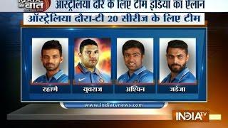 Cricket Ki Baat: Team India Squad for Australia Tour Announced