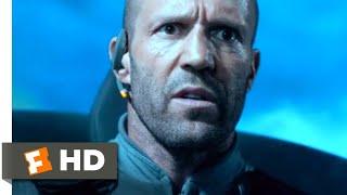 The Meg (2018) - Shark on My Tail Scene (9/10) | Movieclips