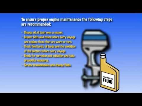 Boat Preventive Maintenance 3.4