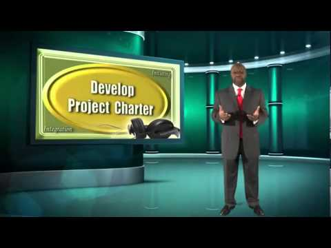 PMBOK DOGMA: DEVELOP PROJECT CHARTER (16 DVD SET Excerpt)