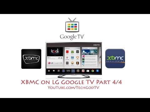 XBMC on LG Google TV (Part 4/4) - Video Files via USB