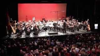 KHSC Zele o.l.v Bart Picqueur  Divertimento - Oliver Waespi   Provinciale orkestwedstrijd Oost -Vlaanderen CC Stroming, Berlare (be) 15 III 2015