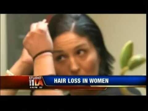 Dr. Sandra Lee Talks Alopecia on Fox 11  (12/01/11)
