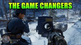The Game Changers | Battlefield 1 Squad Up