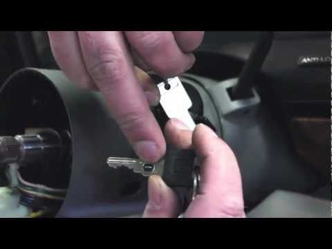 Ignition Lock Cylinder Replacement (GM cars w/ PASSkey theft systems)