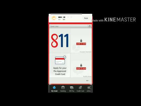 How to Apply Kotak Mahindra Bank Debit Card and Cheque Book