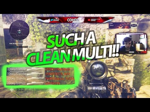 WWII BETA HIGHLIGHTS!! CLEANEST MULTI EVER! | Live Highlights #34 | @cohhdz