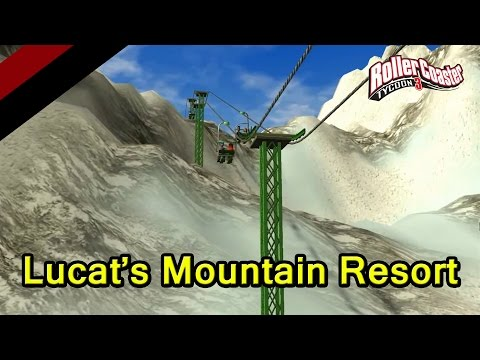 RCT3 - Lucats Mountain Resort®