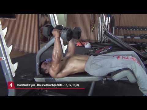 5 Best exercises to get Wider Chest