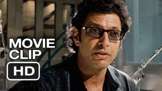 Jurassic Park 3D Movie CLIP - Life Finds a Way (1993) - Steven Spielberg Movie HD