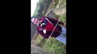 british gay Man And The Electric Fence