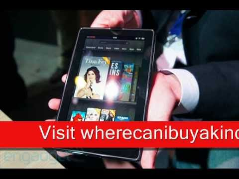 Where can I buy a Kindle Fire 3 | Kindle Fire 3 Coupon Code